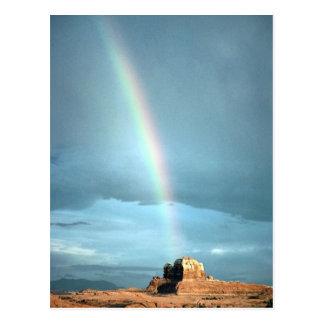 Rainbow over Canyonlands National Park, Utah, U.S. Postcards