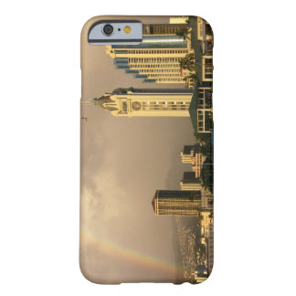 Rainbow over Honolulu, Hawaii, USA 2 Barely There iPhone 6 Case