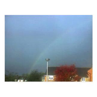 Rainbow Over Tonbridge 21-10-06_0857 Post Cards