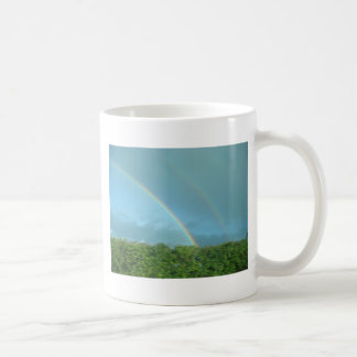 Rainbow over Warwickshire Coffee Mug