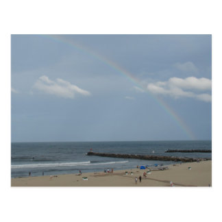 Rainbow over Water Post Cards