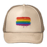 Rainbow Paint Cap