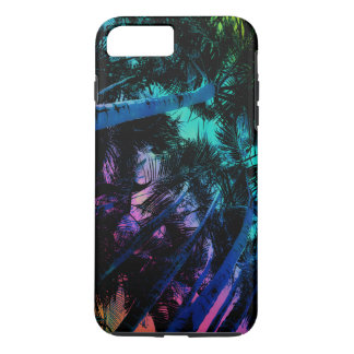 Rainbow Palm Trees iPhone 8 Plus/7 Plus Case