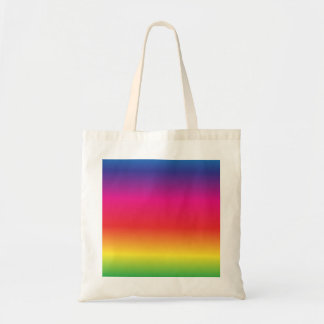 Rainbow Parade Budget Tote Bag