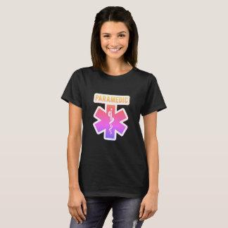Rainbow Paramedic T-Shirt