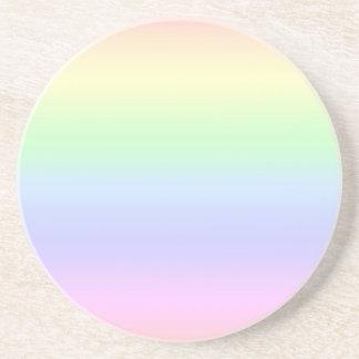 Rainbow Pastel Coaster