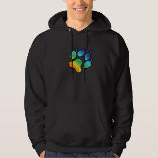 Rainbow Paw Sweatshirt