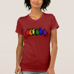 Rainbow Penguins Shirts