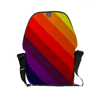 RAINBOW PERFECTION! ~ MESSENGER BAGS