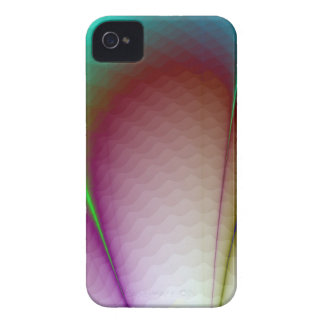 Rainbow Petals Blackberry Case-Mate Case