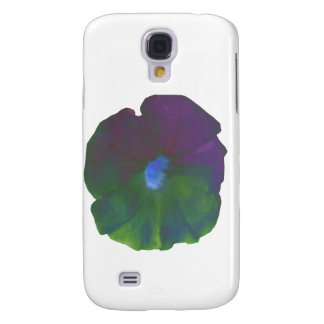 Rainbow Petunia  Galaxy S4 Case
