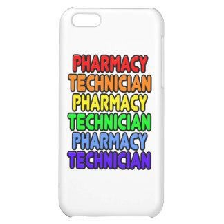 Rainbow Pharmacy Technician Case For iPhone 5C