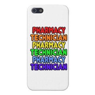 Rainbow Pharmacy Technician iPhone 5 Case