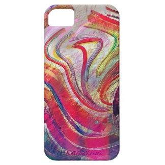 Rainbow Phoenix iPhone 5 Case