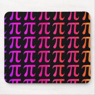 Rainbow Pi - Perfect for Pi Day Mousepads