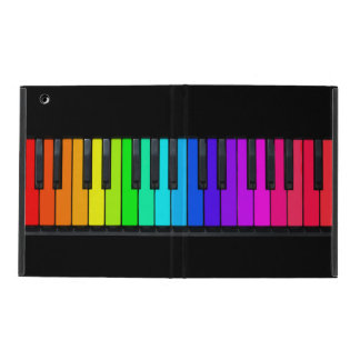 Rainbow Piano Keyboard  iPad 2/3/4 Case
