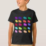 Rainbow Pigs T-shirts