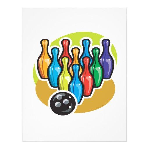 Rainbow Pins Full Color Flyer