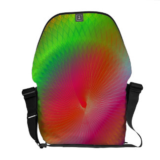 Rainbow Plafond Courier Bags