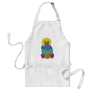 Rainbow Platypus Standard Apron