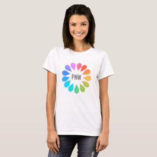 Rainbow PNW Raindrop Shirt