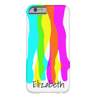 Rainbow Pointe Custom Ballet Barely There iPhone 6 Case
