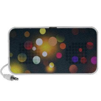 Rainbow Polka Dot Speaker