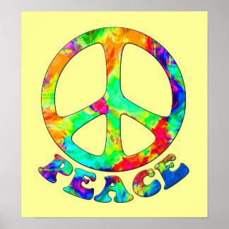 Rainbow Pool Peace Posters