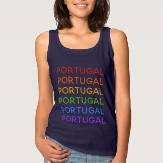 Rainbow Portugal shirts & jackets