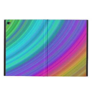 Rainbow Powis iPad Air 2 Case
