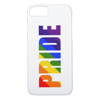 Rainbow Pride Apple iPhone 8/7, Barely There Phone iPhone 8/7 Case