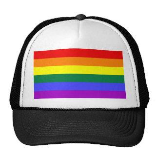 Rainbow Pride Flag Hat