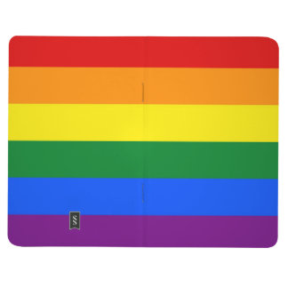 Rainbow Pride Flag Journal