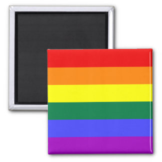Rainbow Pride Flag Magnet
