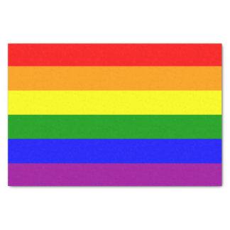 Rainbow Pride Flag Tissue Paper