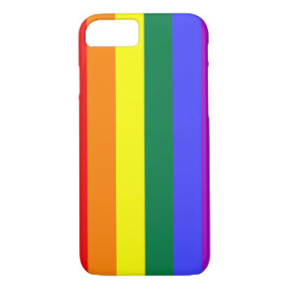 RAINBOW PRIDE. GAY PRIDE iPhone 7 CASE. iPhone 7 Case
