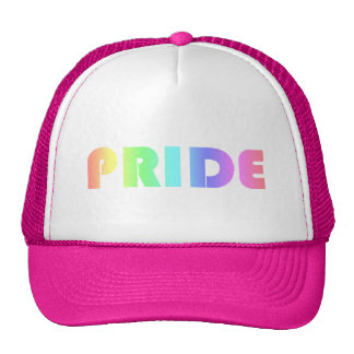 RAINBOW PRIDE HAT