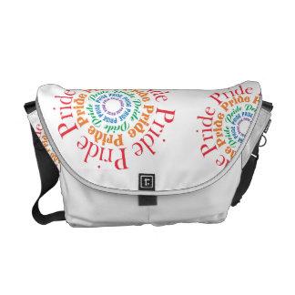 Rainbow Pride Messenger Bag