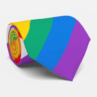 Rainbow Pride Necktie