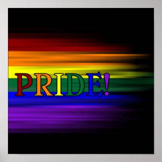 Rainbow Pride! Poster