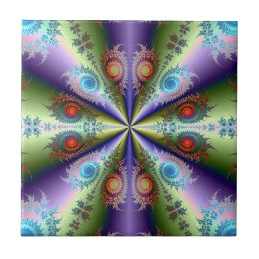 Rainbow Quartet tile