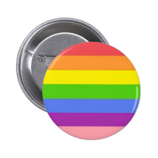 Rainbow Queer Pride Button