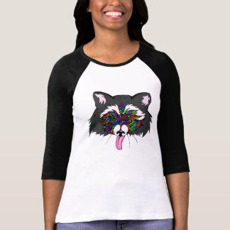 Rainbow Raccoon T-Shirt