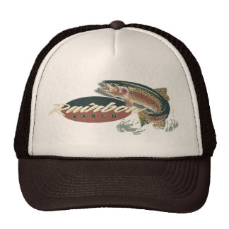 rainbow ranch cap