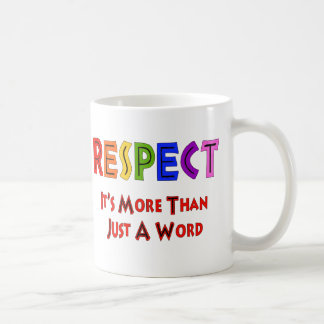 Rainbow Respect Coffee Mug