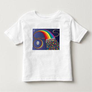 Rainbow Riders Kids T-shirts