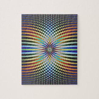 Rainbow Rings Puzzle