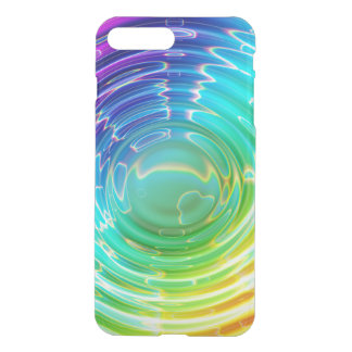 Rainbow Ripples.jpg iPhone 8 Plus/7 Plus Case