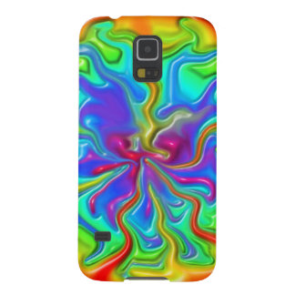 Rainbow Rivers Galaxy S5 Cover