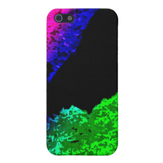 Rainbow Rooster iPhone 5 Cover